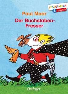 Paul Maar: Der Buchstaben-Fresser, Buch