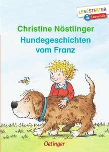 Christine Nöstlinger: Hundegeschichten vom Franz, Buch