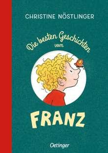 Christine Nöstlinger: Die besten Geschichten vom Franz, Buch