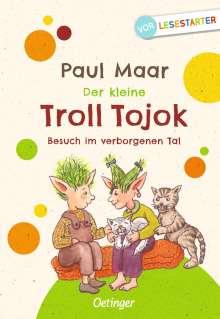 Paul Maar: Der kleine Troll Tojok, Buch