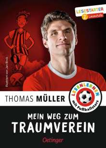Thomas Müller: Mein Weg zum Traumverein, Buch