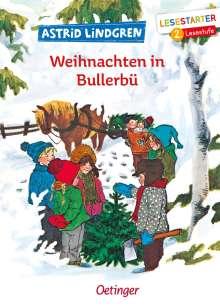 Astrid Lindgren: Weihnachten in Bullerbü, Buch