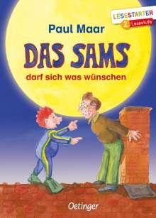 Paul Maar: Das Sams darf sich was wünschen, Buch