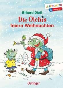 Erhard Dietl: Die Olchis feiern Weihnachten, Buch