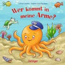 Sophie Luca Paulsen: Wer kommt in meine Arme?, Buch