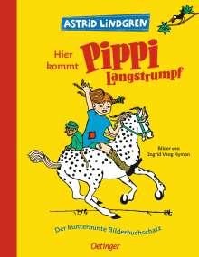 Astrid Lindgren: Hier kommt Pippi Langstrumpf, Buch