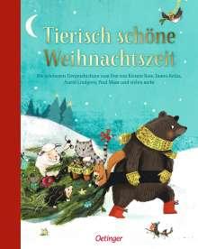 Astrid Lindgren: Tierisch schöne Weihnachtszeit, Buch