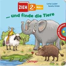 Sandra Grimm: Zieh 2-mal, Buch