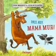 Jujja Wieslander: Pass auf, Mama Muh!, Buch