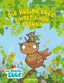 Susanne Weber: Die kleine Eule findet einen Freund, Buch