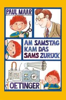 Paul Maar: Am Samstag kam das Sams zurück, Buch