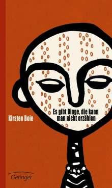 Kirsten Boie: Es gibt Dinge, die kann man nicht erzählen, Buch