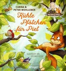 Peter Wohlleben: Kühle Pfötchen für Piet, Buch