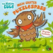 Susanne Weber: Die kleine Eule, Buch