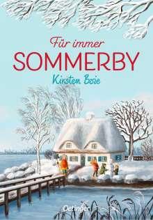 Kirsten Boie: Für immer Sommerby, Buch