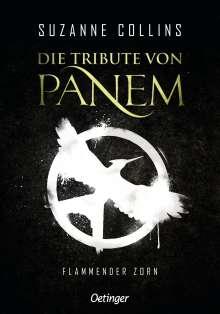 Suzanne Collins: Die Tribute von Panem 3. Flammender Zorn, Buch