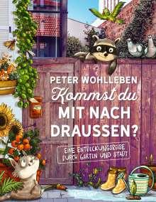 Peter Wohlleben: Kommst du mit nach draußen?, Buch
