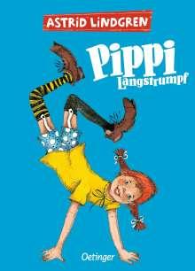 Astrid Lindgren: Lindgren, Astrid    :Lindgren: Pippi Langstrumpf (Gesamtausg, Buch
