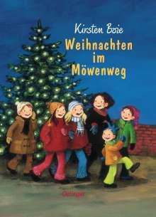 Kirsten Boie: Weihnachten im  Möwenweg, Buch