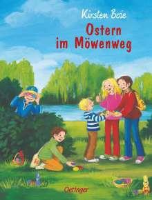 Kirsten Boie: Ostern im Möwenweg, Buch