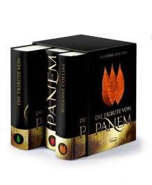 Suzanne Collins: Die Tribute von Panem – 3 Bände im Schuber, Buch
