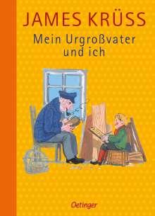 James Krüss: Mein Urgroßvater und ich, Buch