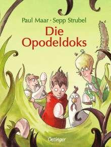 Paul Maar: Die Opodeldoks, Buch
