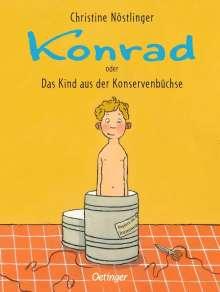 Christine Nöstlinger: Konrad oder Das Kind aus der Konservenbüchse, Buch