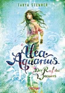 Tanya Stewner: Alea Aquarius 01. Der Ruf des Wassers, Buch