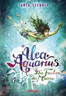Tanya Stewner: Alea Aquarius 02. Die Farben des Meeres, Buch
