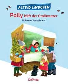 Ilon Wikland: Polly hilft der Großmutter, Buch