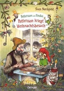 Sven Nordqvist: Pettersson kriegt Weihnachtsbesuch, Buch