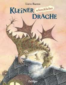 Lieve Baeten: Kleiner, schrecklicher Drache, Buch