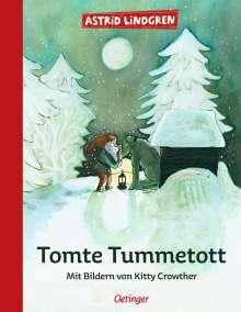 Astrid Lindgren: Tomte Tummetott, Buch