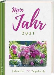 Bianka Bleier: Mein Jahr 2021, Kalender