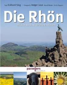 Holger Leue: Die Rhön, Buch