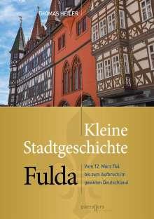 Thomas Heiler: Kleine Stadtgeschichte Fulda, Buch