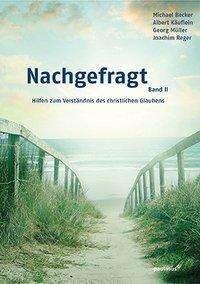 Joachim Reger: Nachgefragt, Band 2, Buch