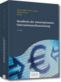 Handbuch der steueroptimalen Unternehmensfinanzierung, Buch