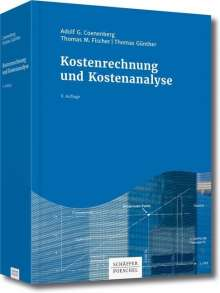Adolf G. Coenenberg: Kostenrechnung und Kostenanalyse, Buch