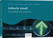 Mirko Wolfgang Brill: Zollrecht visuell, Buch