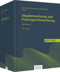 Roberto Bartone: Abgabenordnung und Finanzgerichtsordnung, Buch