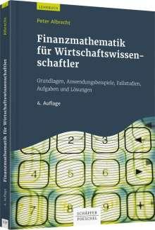 Peter Albrecht: Finanzmathematik für Wirtschaftswissenschaftler, Buch