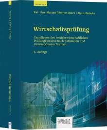 Kai-Uwe Marten: Wirtschaftsprüfung, Buch