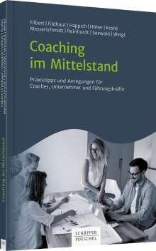 Wolfgang Filbert: Coaching im Mittelstand, Buch