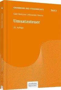 Gabi Meissner: Umsatzsteuer, Buch