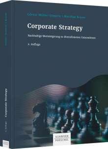 Günter Müller-Stewens: Corporate Strategy, Buch