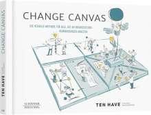 Ten Have Change Management: Change Canvas, Buch