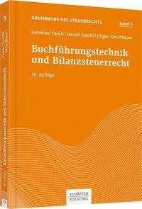 Bernfried Fanck: Buchführungstechnik und Bilanzsteuerrecht, Buch
