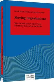 Frank Boos: Moving Organizations, Buch